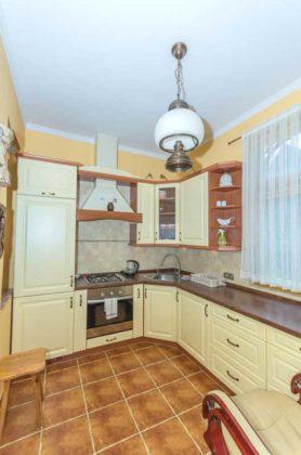 Apartament Willa I Na Lipkach, kuchnia