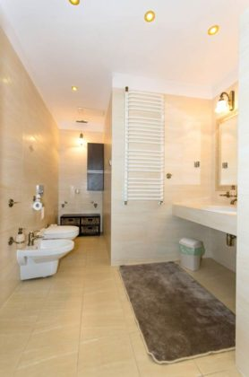 Apartament Willa I Na Lipkach, łazienka